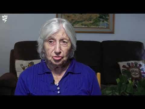 עדותה של ישראלי דה אנגליס חנה אנהרוזה