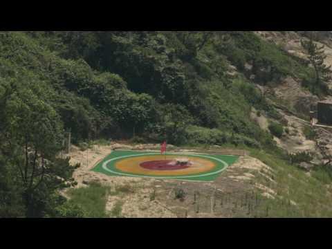 [국방부] 국과연 신형 탄도미사일 시현 영상 (ADD 제공)