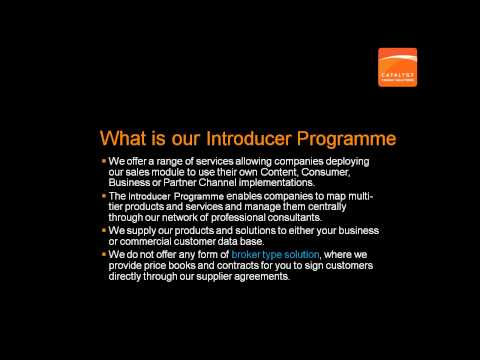 Business Partners Programme