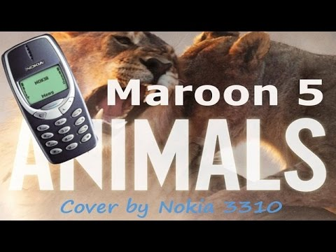 Animals - Maroon 5 covered by Nokia 3310