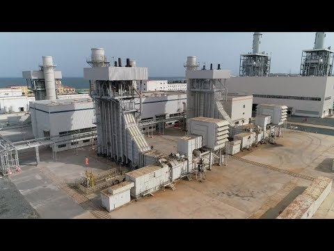 Chinese-built Facility Contributes to Stable Power Supply in Ghana