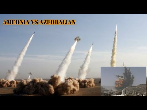 BREAKING NEWS !! Crazy, Azerbaijan's Missile Attack Has Reached the Capital of Armenia