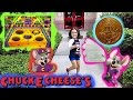 CHUCK E. CHEESE PLAY TIME | KAI'S TOY FUN