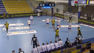 AEK-Ystads 30-26 Στιγμιότυπα HD 1ος Τελικός EHF European Cup 28-05-2021