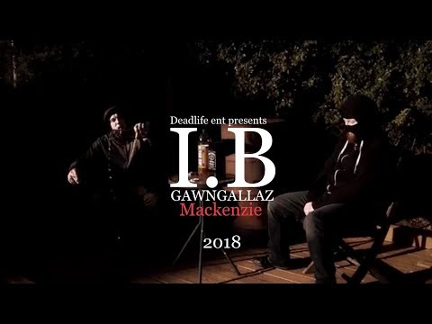 Gawngallaz x Mackenzie - I.B ( Music Video )