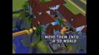 The Sims 2 PC Gameplay - E3 2004 #1
