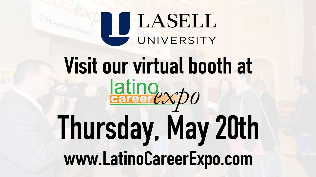 Latino Career Expo 2021 - Lasell University