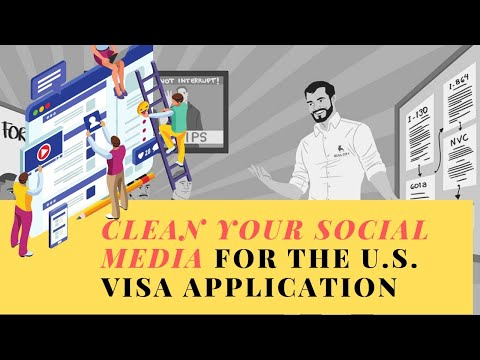 US Visa Social Media Disclosures (even Youtube) - See The New DS-260 US Immigrant Visa App Question