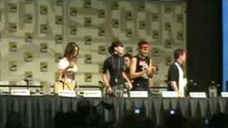 TSCC Comic Con Panel Part 1