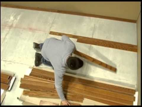 Installing Engineered Wood Flooring (NWFA)