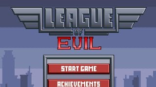 League Of Evil Walkthrough