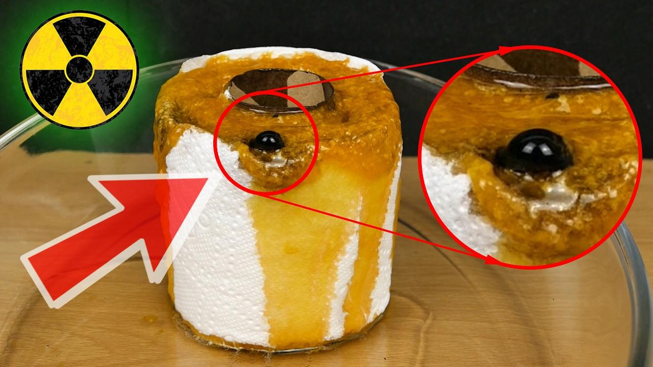 Mira lo que paso cuando eche acido sulfurico sobre un for De donde sacan el marmol