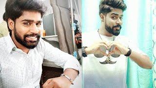 zee tamil serial sebaruthi actor  in dubsmash katir new videos of dubsmash in tamil celebrities