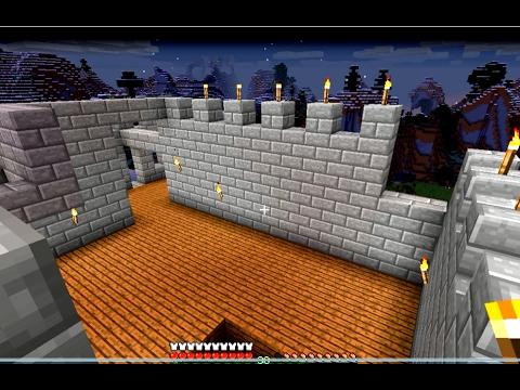 Arild spiller Minecraft Borggård Ep 543