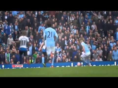 Manchester City vs Newcastle 6 1 Unbelievable! Sergio Aguero 5 Goals in 20 minutes   YouTube