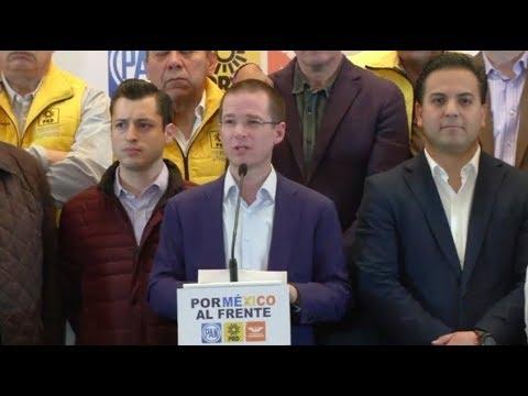 Exigimos que el Presidente Enrique Peña Nieto saque las manos del proceso electoral.