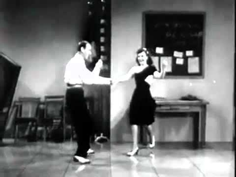 Fred Astaire Paulette Goddard   Second Chorus 1940   Dig It