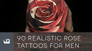 Video 90 Realistic Rose Tattoos For Men download MP3, 3GP, MP4, WEBM, AVI, FLV Juli 2018
