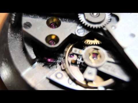 Movement of a Clockwork