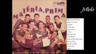 Materia Prima Cd Completo 1994 JrBelo
