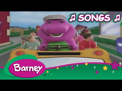 Barney 🎵 The Wheels on the Bus Song (30 Minutes) 🎵