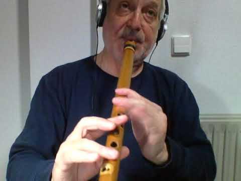 Aquellos Ojos Grises (Uña Ramos) - Quena Flute