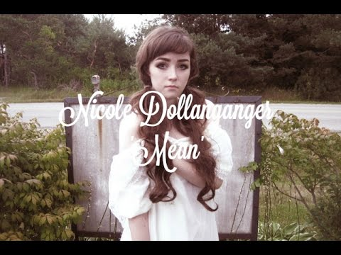 Nicole Dollanganger - 'Mean' Lyrics
