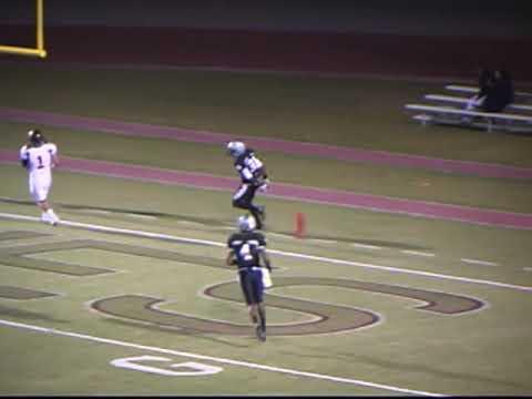 #31 Michael Allen 2009 Hamilton Huskies Running Back Varsity Football Highlights High School