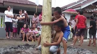 Download Video SERU......!!??  PANJAT PINANG PAKAI POHON PISANG MP3 3GP MP4