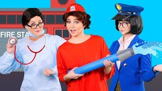 Jobs Song For Kids | + MORE Nursery Rhymes & Children Songs