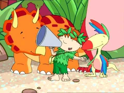 Harry and His Bucket Full of DInosaurs DVD Bumper-Saurus - YouTube