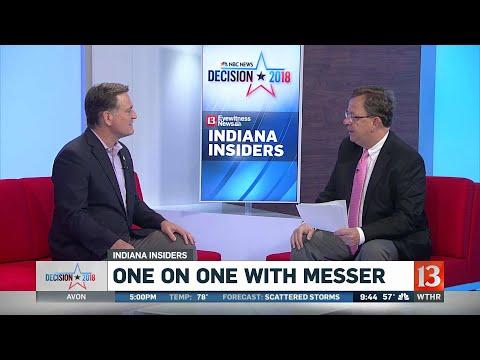 Indiana Insiders Luke Messer