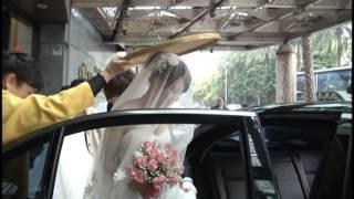 [微婚攝]2014 龍寶&咩咩世紀婚禮.迎娶快剪快播MV(婚禮MV。婚禮紀錄。微電影)Baby Mei