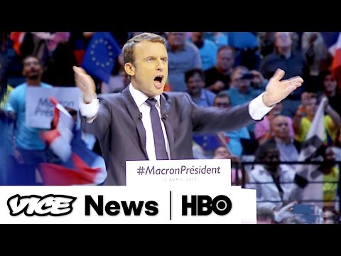 French Election & Animals That Get High: VICE News Tonight Full Episode (HBO)
