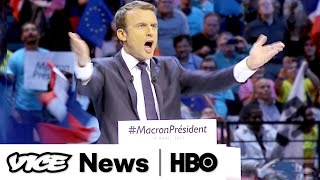 French Election & Animals That Get High  VICE News Tonight Full Episode (HBO)