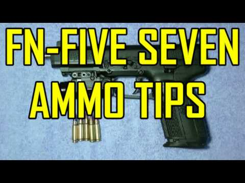 FN FIVE SEVEN AMMO TIPS 5 7X28MM