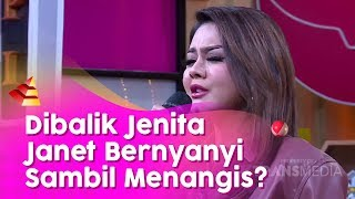 RUMPI - Tangisan Haru Jenita Janet Saat Bernyanyi!  (24/1/20) PART4