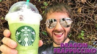 STARBUCKS DRAGON FRAPPUCCINO Taste Test & Your Unicorn Frappuccino Pics!
