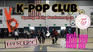 PVHS Kpop Spring Rally Performance