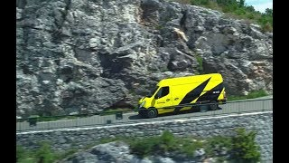 Renault Pro+ Vans: Express delivery for the Renault Sport Formula One™ Team - Ep 2/4 (Sponsored)