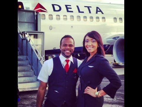 Delta Airlines Flight Attendants
