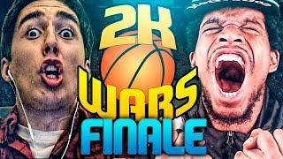 greatest 2k wars finale lnu vs osn   nba 2k16 my team