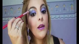 Maquiagem inspiração na Katy Perry por Ingrid Aleixo