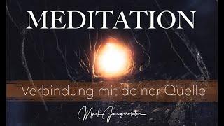 Meditation-Verbindung mit deiner Quelle. Entdecke deine Bestimmung. Entfessele deine Schöpfungskraft