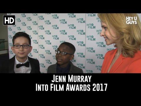 Jenn Murray Awards The Magic Pencil  Into Film Awards 2017