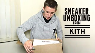 """Sneaker Unboxing from Kith! """"LIKE BUTTAH!"""""""