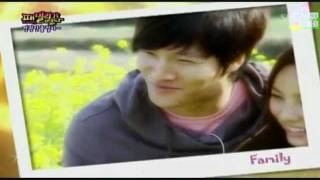 Kim Jong Kook and Lee Hyori best moment in Family Outing i made it ...