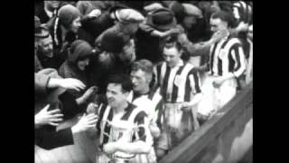 West Bromwich Albion v Birmingham City 1931 F A Cup final + homecoming parade