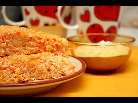 Морковная запеканка рецепт с фото пошагово