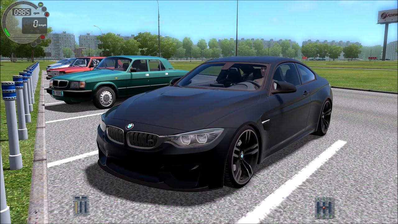 Bmw M4 Play City Car Driving 1 5 You